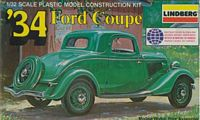 LIN_2119 '34 Ford Coupe (1:32)