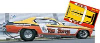 "MM-110 ""Tom & Jerry"" Duster Funny Car"