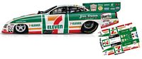 "MM-117 ""7-Eleven"" Dodge Funny Car7"