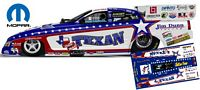 "MM-119 ""Bad Texan"" Dodge Funny Car"