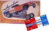 MM-138 Rumbler Javelin Early Funny Car