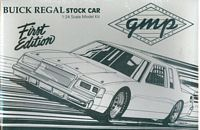MON_0664 1994 Buick Regal Stock Car (1:24)