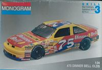 MON_2432 #75 Joe Ruttmann Dinner Bell '92 Olds (1:24)