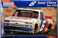 MON_2475 #6 Rick Carelli Total sponsored NASCAR Chevy Truck (1:24)