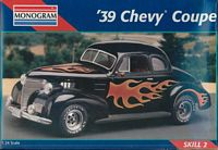 MON_2719 '39 Chevy Coupe (1:24) (OB)