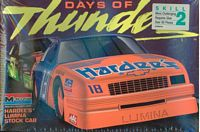 "MON_2920 ""Days of Thunder"" Lumina Stock Car (1:24)"