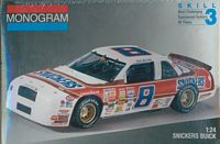 MON_2940 #8 Rick Wilson 1991 Snickers Buick (1:24)