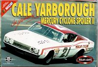 POL_6603 #21 Cale Yarborough Mercury Cyclone (1:25)