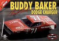 POL_6607 #71 Buddy Baker K&K Insurance Dodge Charger (1:25)