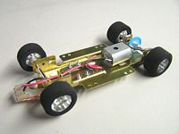 PRO_412A ProTrack rolling chassis (1:24)