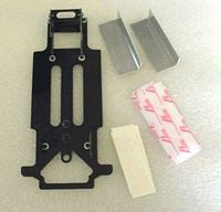 PRO-612 New Pro-Track 1:24 Full Scale Hardbody Chassis & Body Mounts
