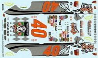 RAC_40 Derby 2004 Sterling Marlin #40 Kentucky Derby-Coors Light (1:24)