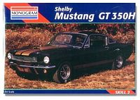 REV_2482 '65 Shelby Mustang GT350H Model Kit