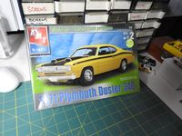 REV_31990  '71 Plymouth Duster 340 (1:25)