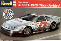REV_7448 Tom Jones' #0 Fel-Pro Thunderbird stock car kit (1:25)