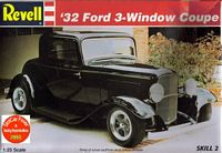 REV_7605 '32 Ford 3-Window Street Rod