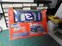 REV_85-1326 #3 Dale Earnhardt Jr Monte Carlo (1:24)
