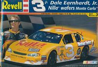 REV_85-2178 #3jr Dale Earnhardt Jr. Nilla Wafers Monte Carlo (1:24)