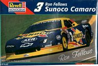 REV_85-7635 #3 Ron Fellows Sunoco Camaro model kit (1:25)