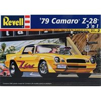 REV_85-2165 '79 Camaro Z-28 model kit (1:24)