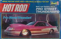 REV_7440 RARE! Matt and Debbies Pro/Street Ford Thunderbird (1:25)