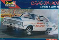 REV_85-7632 Dragon Lady Dogde Coronet (1:25)