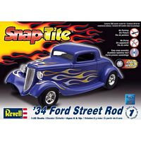 REV_85-1943 '34 Ford Street Rod (1:25) (OB)