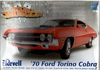 REV_85-2018 Revell Muscle 70 Ford Torino Cobra (1:25)