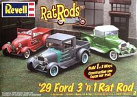 REV_85-2348 29 Ford 3 n 1 Rat Rod