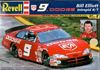 REV_85-2361 #9 Bill Elliott '01 Dodge Intrepid R/T (1:24)