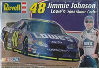 REV_85-2854 #48 Jimmie Johnson Lowe's 2004 Chevy (1:24)