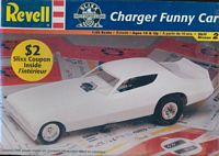 REV_85-2989  Charger Funny Car (1:25)