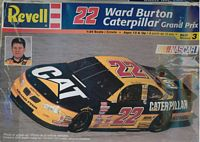 REV_85-2992 #22 Ward Burton Caterpillar Grand Prix (OB)