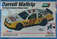 REV_DW17 #17 Darrell Waltrip '97 Parts America Chevy (1:24)