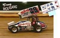 SC_005-C #29 Doug Wolfgang Weigert Livestock Sprint Car