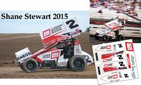 SC_091 #2 Shane Stewart Larson-Mark Racing 2015 Sprint Car