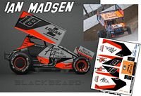 SC_103-C #18 Ian Madsen Sprint Car