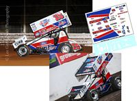 SC_166-C #15 Donny Schatz 2020 CarQuest Sprint Car
