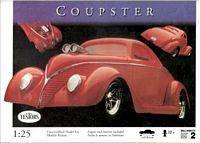 TES_5313 Coupster model kit (1:25)