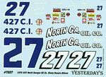YES_7227 #27 Donnie Allison #27 North Ga Oil Co (1:24)